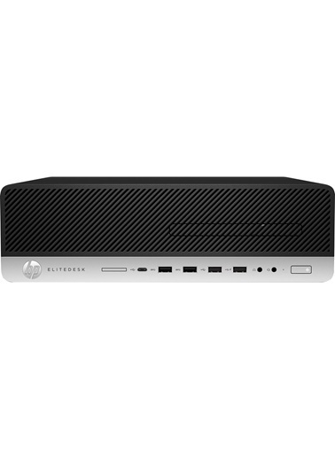 HP Hp 9Pj90Es Elitedesk 800 G5 Intel Core I5 9500 8 Gb 256 Gb Ssd Free Dos Masaüstü Bilgisayar Renkli
